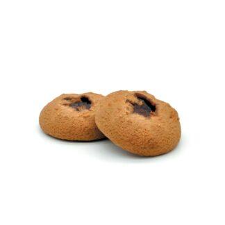 sweet orange cookies