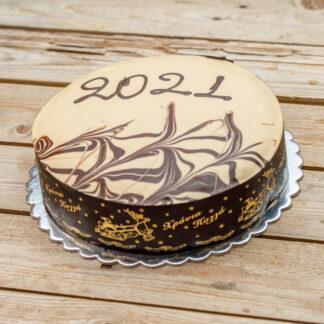 New Year Cake Praline